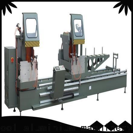 easy-operating aluminium sheet cutting machine digital for heat-insulating materials in workshop