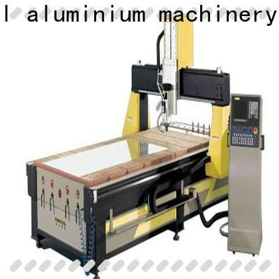 kingtool aluminium machinery machining Aluminium CNC Router from China for engraving