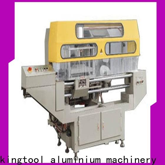 kingtool aluminium machinery steady end mill machine bulk production for milling
