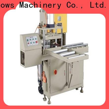 kingtool aluminium machinery mitre sanitary aluminum cutting machine at discount for tapping