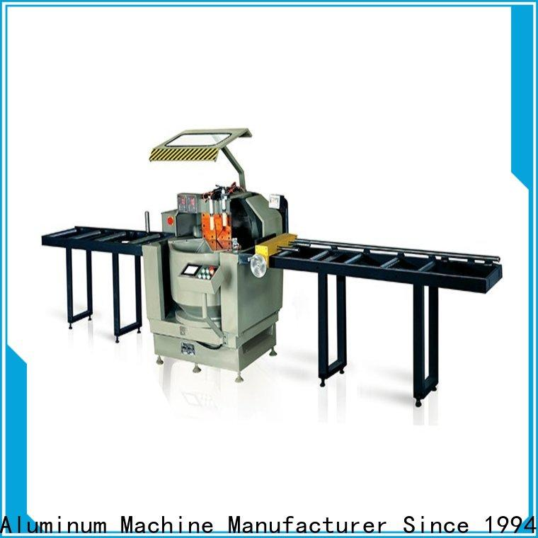 kingtool aluminium machinery press digital display double head saw free quote for steel plate