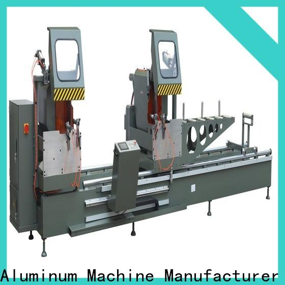 inexpensive aluminium cutting machine price aluminum for curtain wall materials in workshop