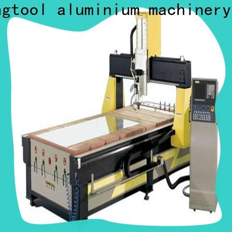 kingtool aluminium machinery industrial small cnc router for aluminum directly sale for plate