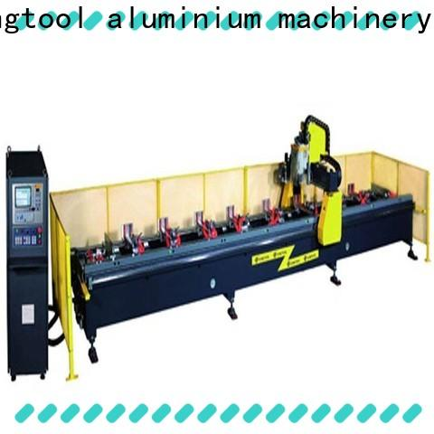 inexpensive cnc router for aluminum parts double factory price for PVC sheets
