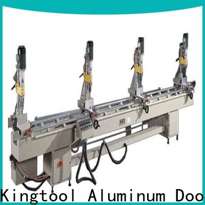 kingtool aluminium machinery sanitary lathe drilling machine with many colors for milling