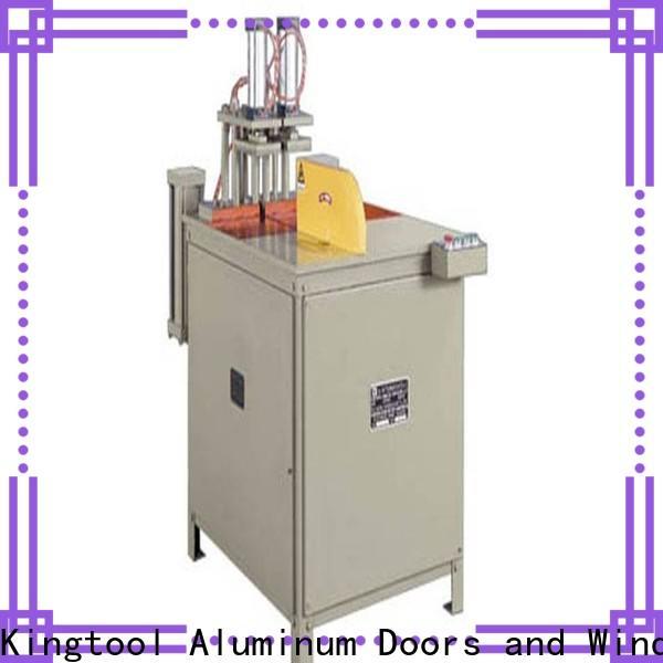 first-rate aluminium extrusion cutting machine window for aluminum door in workshop