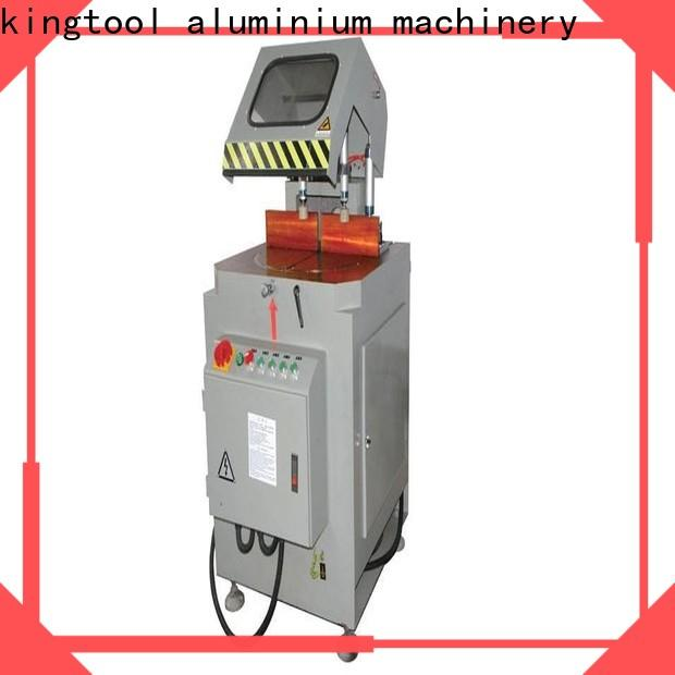 easy-operating aluminium section cutting machine heavy for heat-insulating materials in workshop