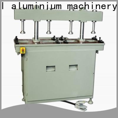precise manual aluminium punching machine seated free quote for grooving