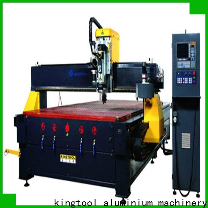 kingtool aluminium machinery center Aluminium CNC Router customization for milling