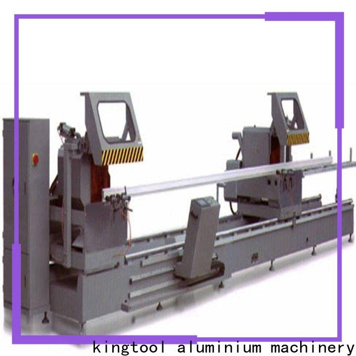 adjustable aluminium cutting machines saw for heat-insulating materials in plant