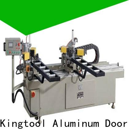 best-selling aluminum window corner crimping machine hydraulic from manufacturer for PVC sheets
