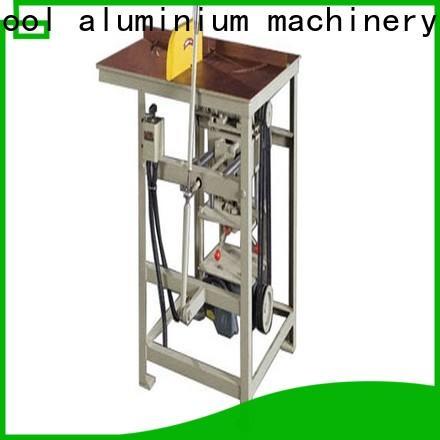 kingtool aluminium machinery first-rate cnc cutting machine for aluminum door in factory