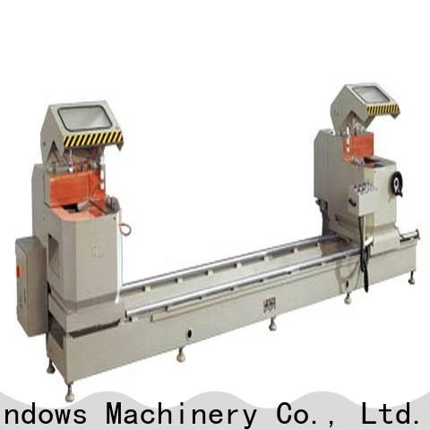 kingtool aluminium machinery wall aluminium cutting machines for heat-insulating materials in plant