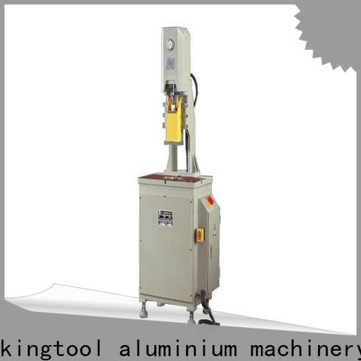 kingtool aluminium machinery aluminum metal punching machine free quote for engraving