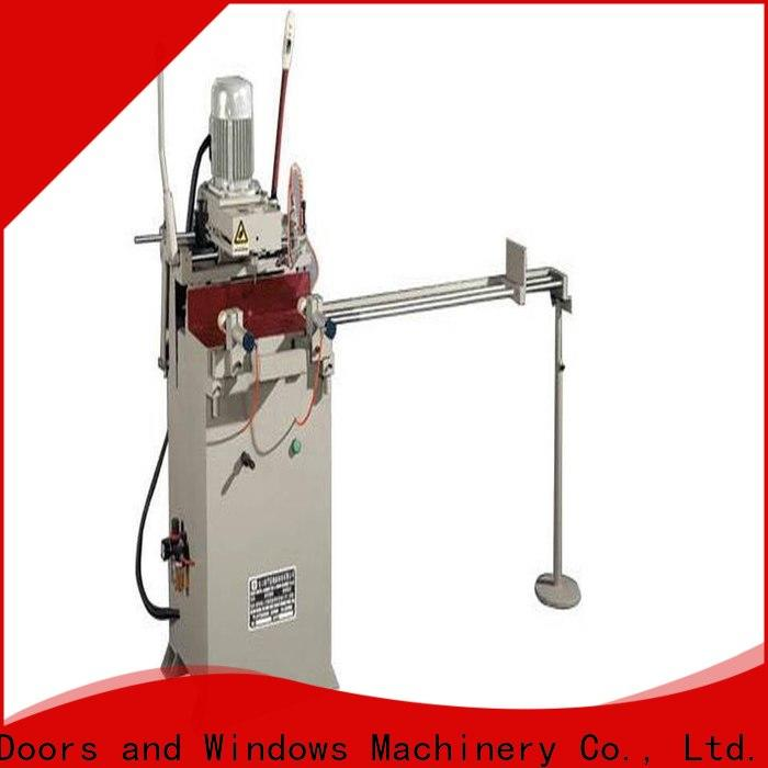 kingtool aluminium machinery adjustable aluminium router machine directly sale for steel plate