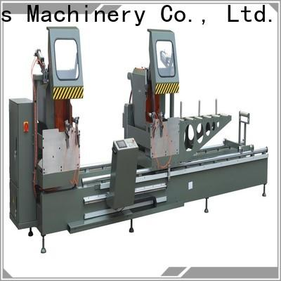 kingtool aluminium machinery digital cnc machine price for plastic profile in workshop