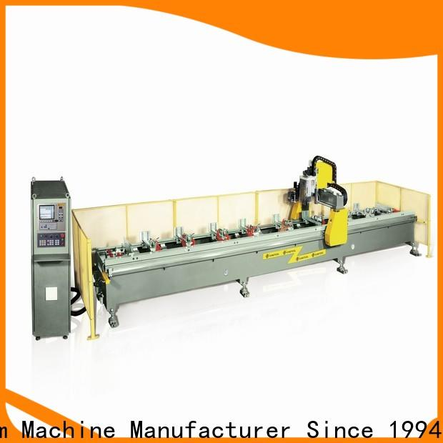 kingtool aluminium machinery machining 3d cnc router China factory for grooving