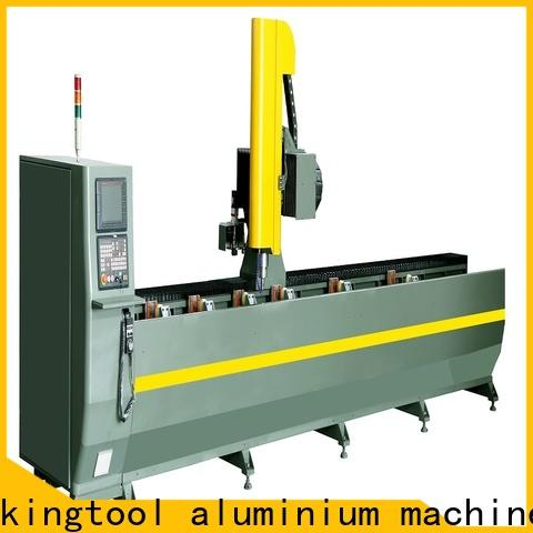 kingtool aluminium machinery cnc cnc router reviews directly sale for plate