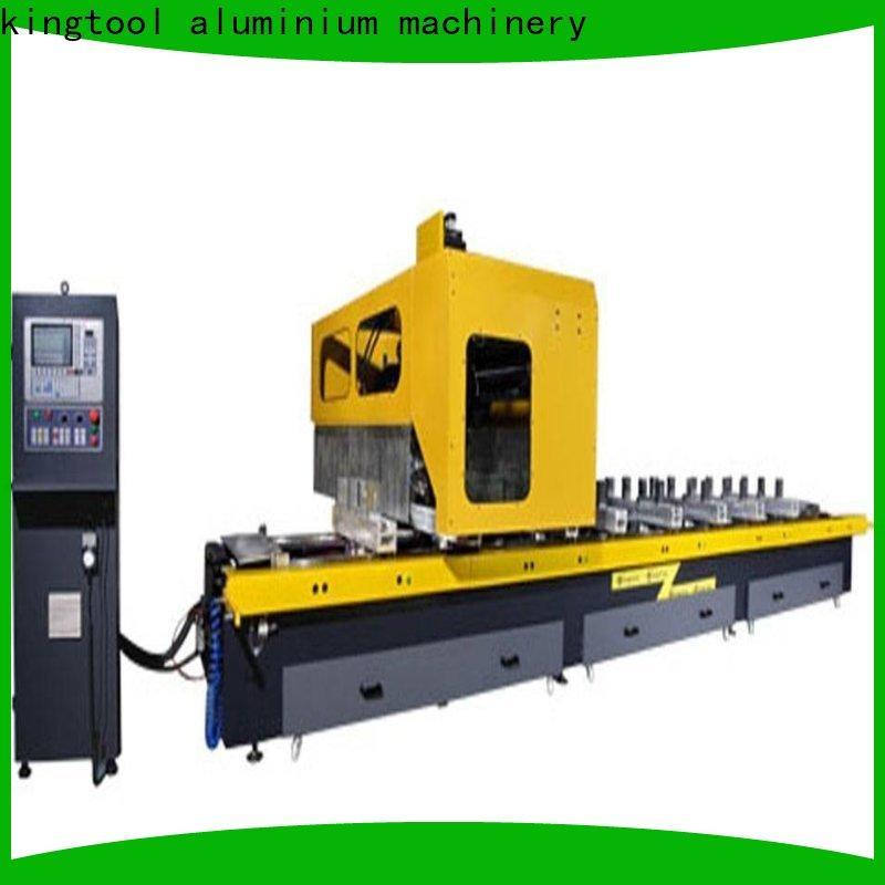 kingtool aluminium machinery precise Aluminium CNC Router producer for milling