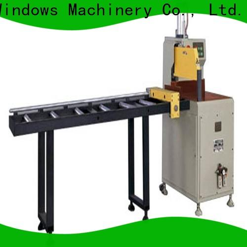 best-selling types of cnc machine cutting for aluminum window in workshop