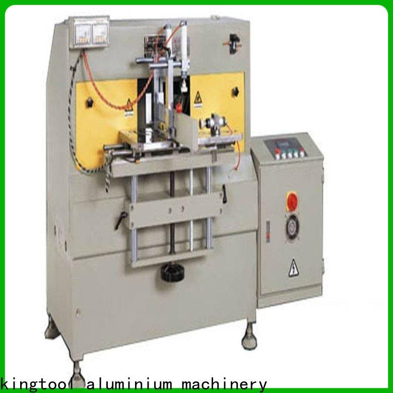 kingtool aluminium machinery profile aluminum milling machine directly sale for cutting