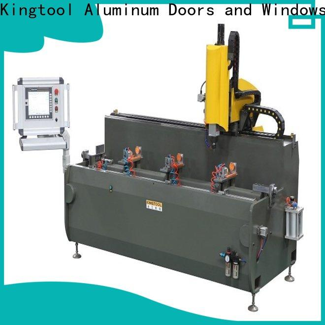 adjustable cnc router aluminium with good price for tapping
