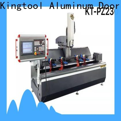 kingtool aluminium machinery cutting 5 axis cnc router producer for engraving