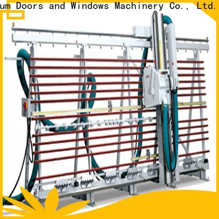 kingtool aluminium machinery inexpensive acp sheet cutter for aluminum door in factory