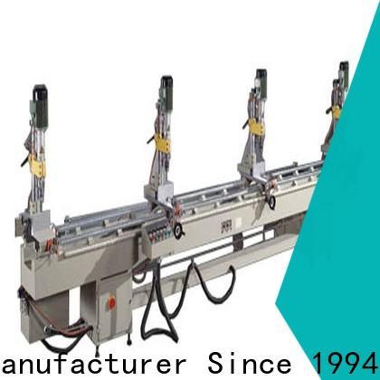 kingtool aluminium machinery mill drill machine customization for grooving