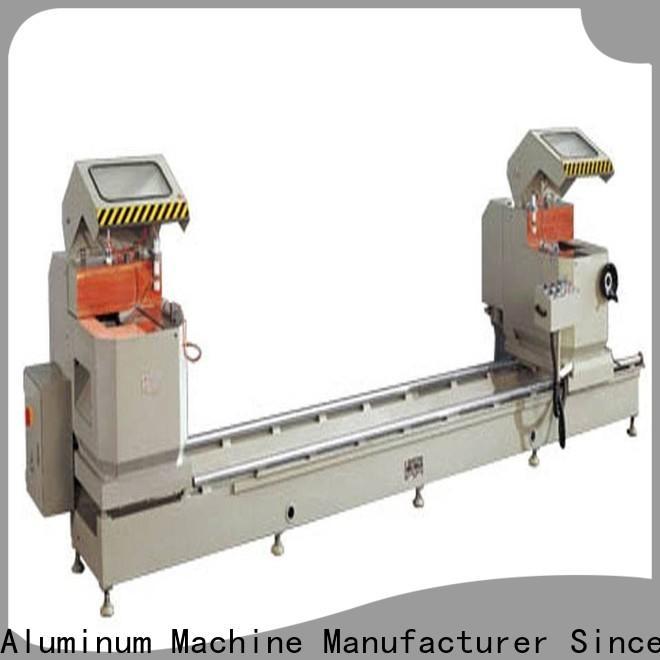 adjustable aluminium sheet cutting machine duty for aluminum window in plant