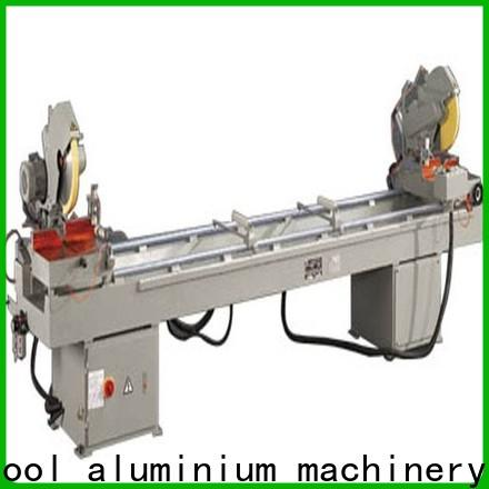 kingtool aluminium machinery best-selling aluminum cutting machine for heat-insulating materials in factory