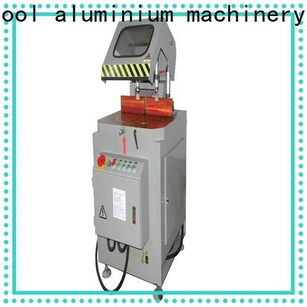 eco-friendly types of cnc machine manual for aluminum window in factory