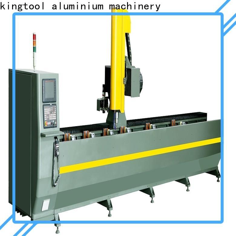 kingtool aluminium machinery machine best cnc router for aluminum wholesale for grooving