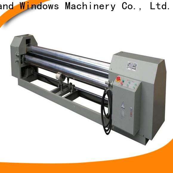 kingtool aluminium machinery steady aluminum bender assurance for steel plate