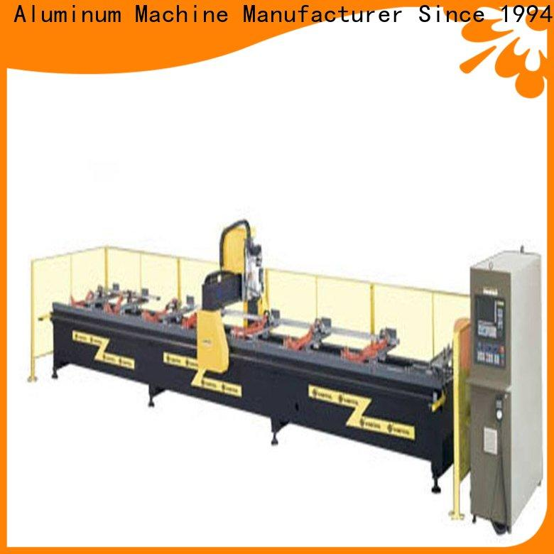 kingtool aluminium machinery accurate aluminium cnc router directly sale for engraving