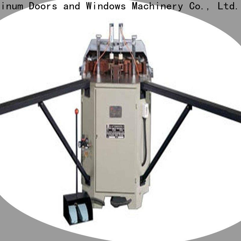kingtool aluminium machinery easy-operating aluminium tube crimping machine inquire now for steel plate