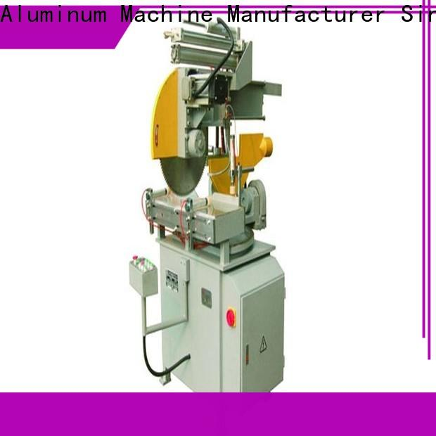 durable electronic cutting machine thermalbreak for curtain wall materials in factory