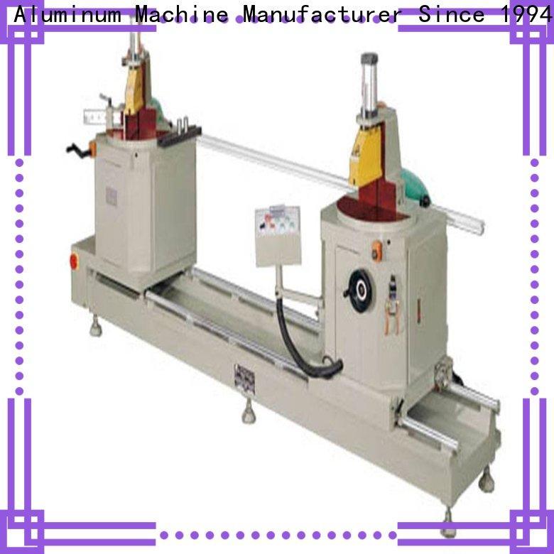 kingtool aluminium machinery inexpensive sanitary aluminum cutting machine bulk production for steel plate