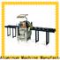 kingtool aluminium machinery duty core cutting machine for aluminum window in plant