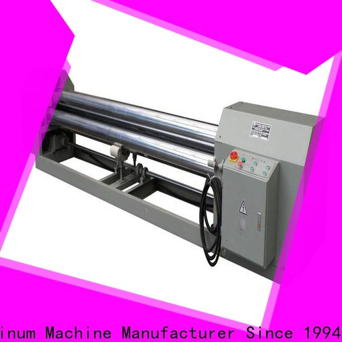 precise aluminum bender for sale 3roller China Factory for metal plate