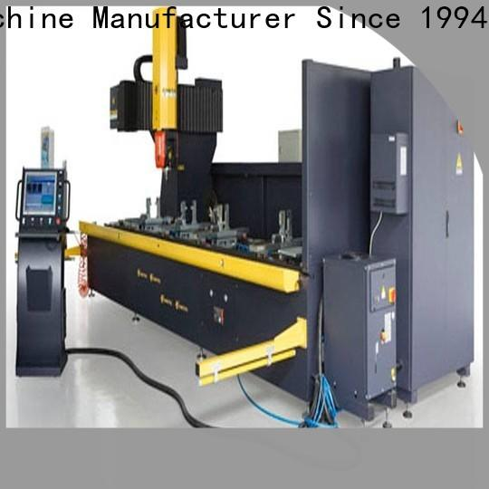 kingtool aluminium machinery head cnc router machine with many colors for plate