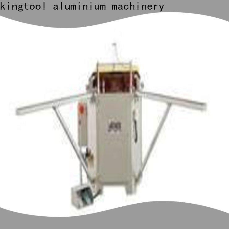 kingtool aluminium machinery hydraulic metal crimper machine bulk production for grooving