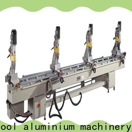 kingtool aluminium machinery best-selling multi head drilling machine from China for tapping