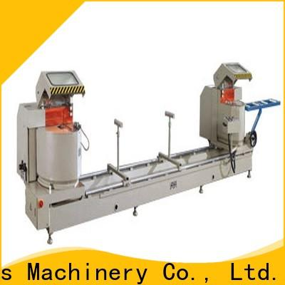 kingtool aluminium machinery durable cnc machine price for curtain wall materials in factory