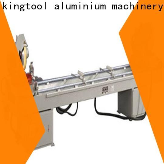 eco-friendly aluminium cutter automatic for aluminum window in factory