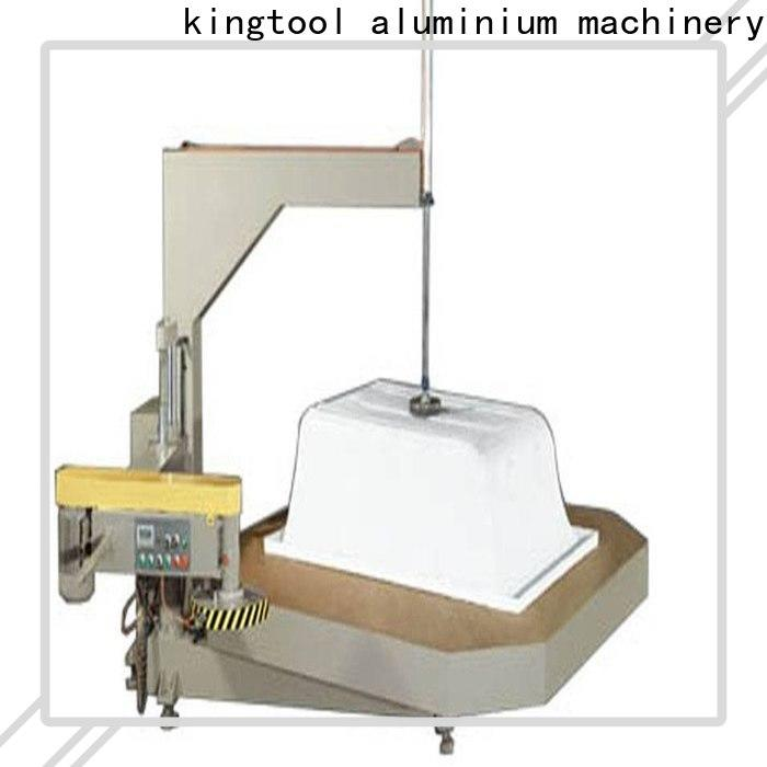 durable sanitary aluminum cutting machine materials with good price for cutting