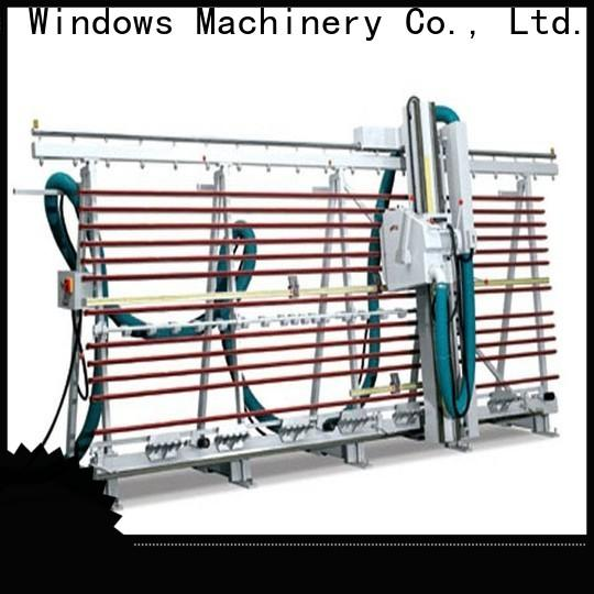 kingtool aluminium machinery grooving acp router machine for curtain wall materials in factory