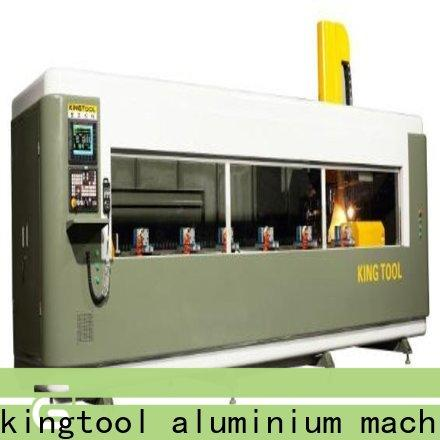inexpensive small cnc router for aluminum panel with many colors for plate