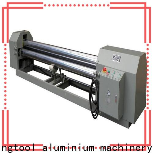 kingtool aluminium machinery 3roller aluminum bender for sale for-sale for milling
