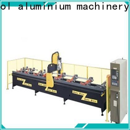 kingtool aluminium machinery durable aluminum cnc machine factory price for plate
